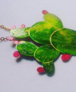pendant of cactus charm