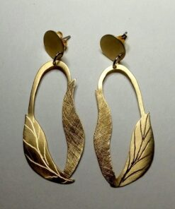 natural earrings